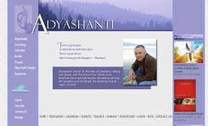 adyashanti-website