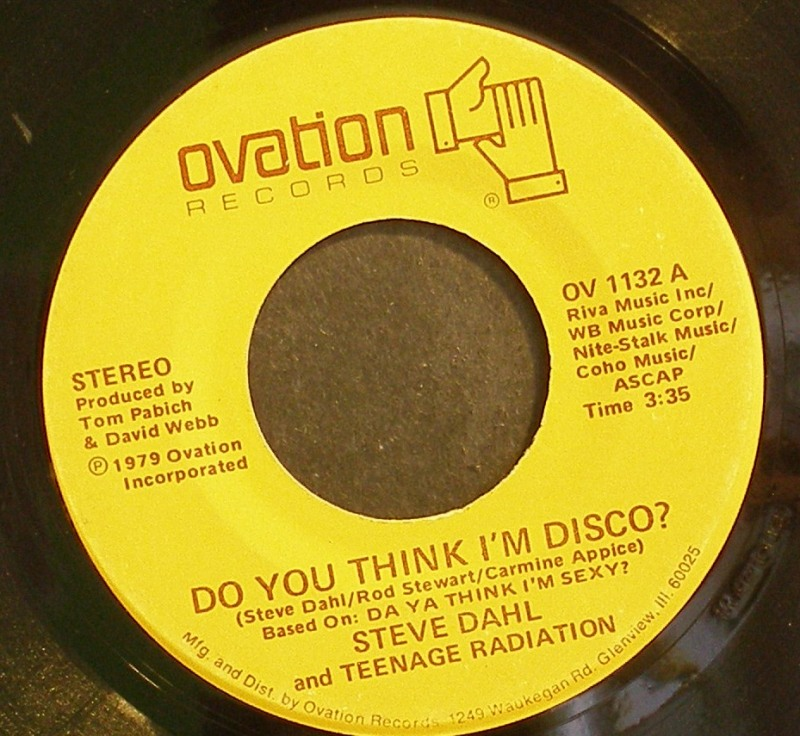 Do You Think I'm Disco