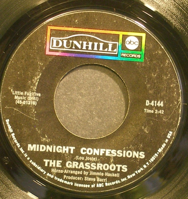 Grass Roots - Midnight Confessions