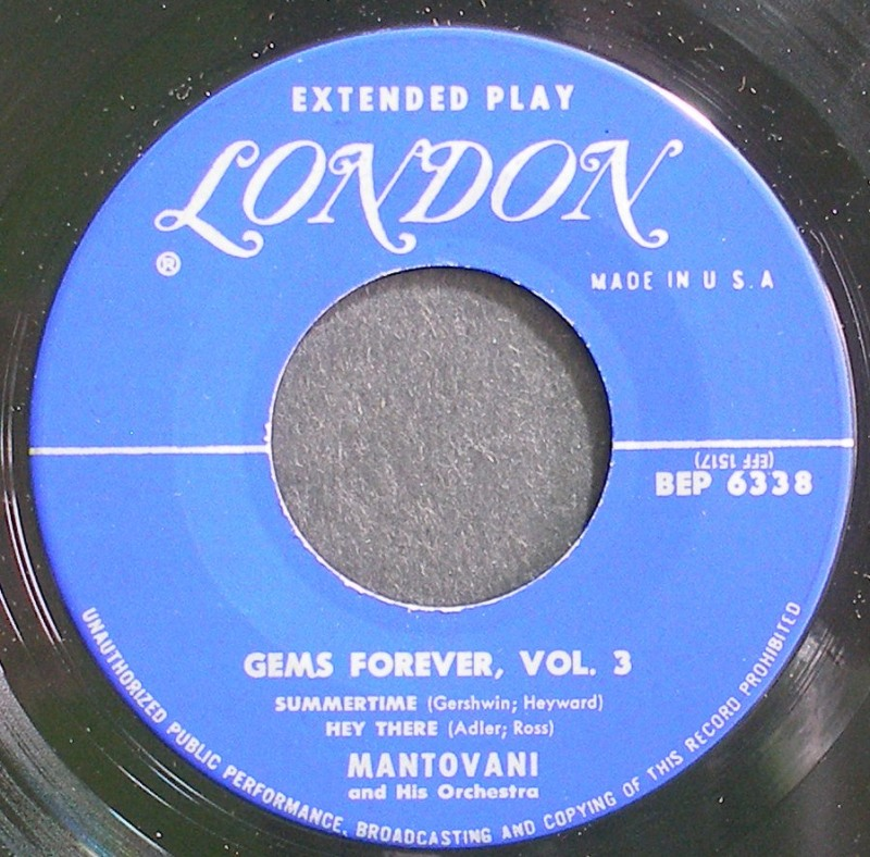 Mantovani & His Orchestra - Gems Forever, Vol. 3