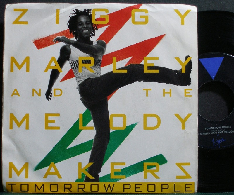 Ziggy Marley Tomorrow People Records, LPs, Vinyl and CDs - MusicStack