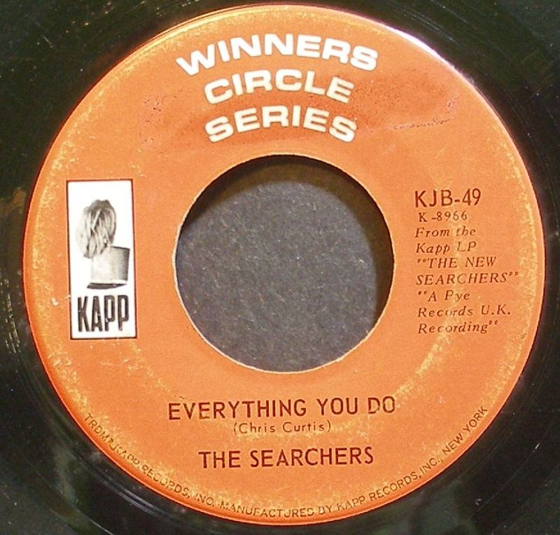 Searchers - Everything You Do / Bumble Bee