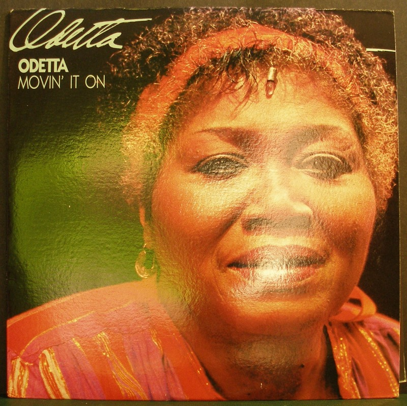 Odetta Records, LPs, Vinyl and CDs - MusicStack