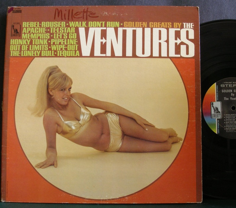Ventures - Golden Greats By The Ventures